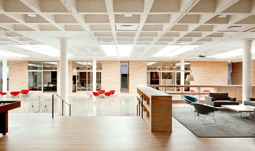 کاربرد سقف وافل در معماری